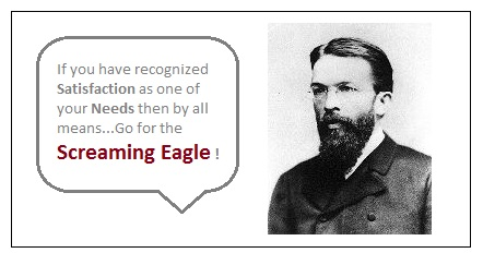 Carl Menger on Screaming Eagle